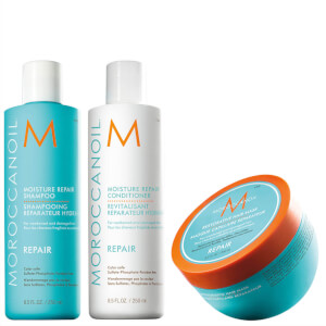 Moroccanoil Repair and Restore Bundle