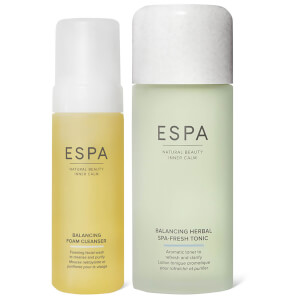 Balancing Cleanse and Tone Duo (Worth $66)