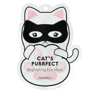 TONYMOLY Cat's Purrfect Brightening Eye Mask