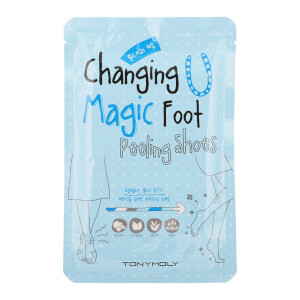 TONYMOLY Changing U Magic Foot Peeling Shoes