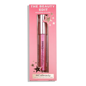 MCoBeauty The Beauty Edit High Shine Gloss - Strawberry Crush