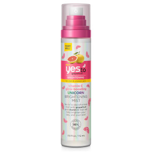yes to Grapefruit Vitamin C Unicorn Glow Boosting Mist