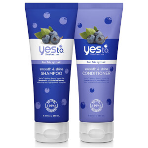 yes to Blueberries Frizzy Shampoo and Conditioner Bundle
