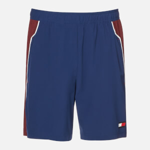Tommy Sport Men's Colour Block 7 Woven Shorts - Blue Ink