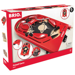 Brio Wooden Pinball Game
