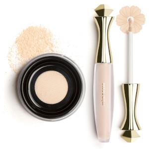 mirenesse BB Glow Powder & Creaseproof Concealer