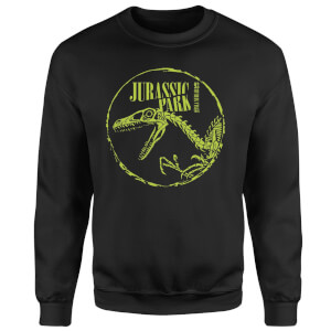 Sweat-shirt Jurassic Park Skell - Noir