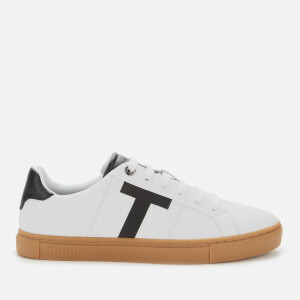 Ted Baker Men's Tenpar Trainers - White/Black