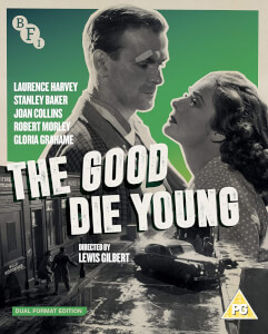 The Good Die Young - Dual Format Edition