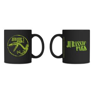 Jurassic Park Punk Mug - Black