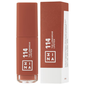 3INA The Longwear Lipstick (Various Shades)