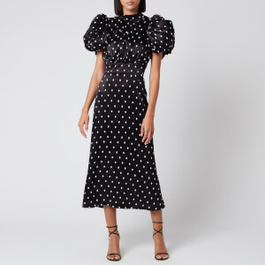 ROTATE Birger Christensen Women's Dawn Dress - Black