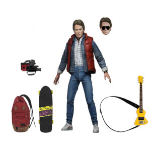 "NECA Back to the Future 7"" Scale Action Figure - Ultimate Marty McFly"