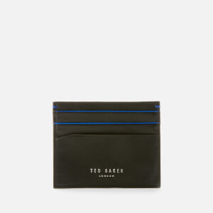 Ted Baker Men's Kraspa Leather Cardholder - Black