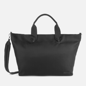 Ted Baker Women's Mabele Plain Large Nylon Tote - Black