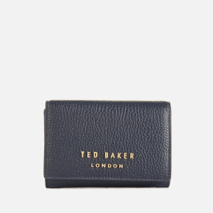 Ted Baker Women's Odelle Statement Letters Mini Purse - Navy