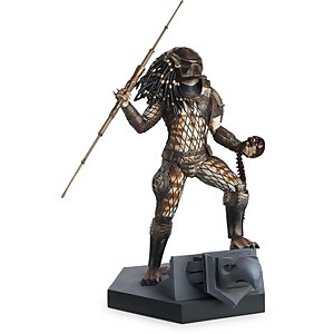 Eaglemoss Predator City Hunter Predator Figurine (Predator 2) Mega Statue 38cm - Limited Edition of 500 Pieces