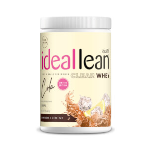 IdealFit Clear Whey Protein - Cola - 20 Servings