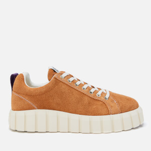 Eytys Odessa Suede Trainers - Ginger