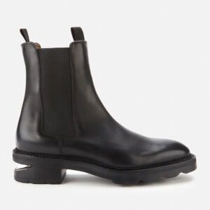 Alexander Wang Women's Andy Leather Chelsea Boots - Black