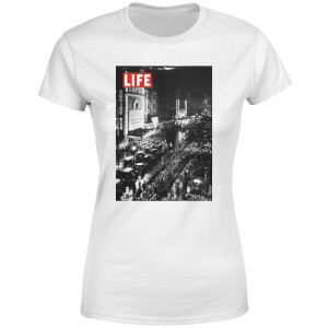 LIFE Magazine City Lights Women's T-Shirt - White