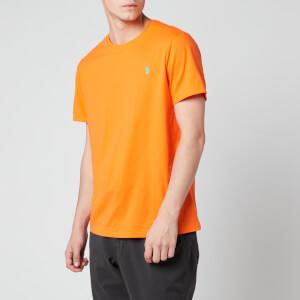 Polo Ralph Lauren Men's Custom Slim Fit T-Shirt - Orange Flash