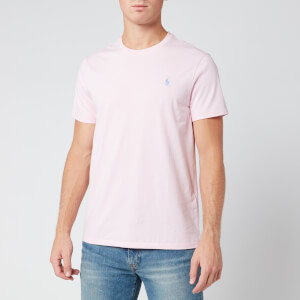 Polo Ralph Lauren Men's Custom Slim Fit T-Shirt - Bath Pink