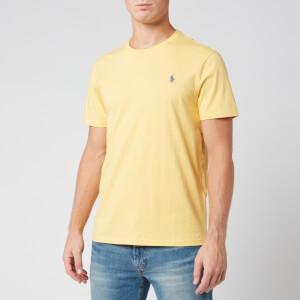 Polo Ralph Lauren Men's Custom Slim Fit T-Shirt - Fall Yellow