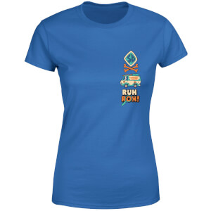 Ruh-Roh! Women's T-Shirt - Royal Blue