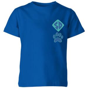 T-shirt Scooby! - Bleu - Enfants