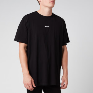 Dsquared2 Men's Missy Fit Centre Logo T-Shirt - Black