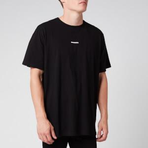 Dsquared2 Men's Missy Fit Centre Logo T-Shirt - Black