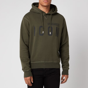 Dsquared2 Men's Cool Fit Icon Hoodie - Brown