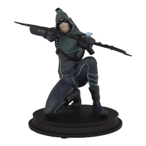 DC Comics Icon Heroes DC CW Arrow Green Arrow Statue Icon Heroes
