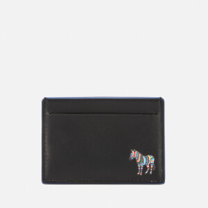 PS Paul Smith Men's Zebra Wallet - Black