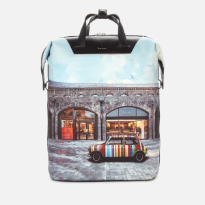 PS Paul Smith Men's Printed Mini Backpack - Multi