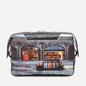 PS Paul Smith Men's Printed Mini Wash Bag - Multi