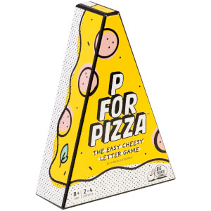 P for Pizza - The Easy Cheesy Letter Game