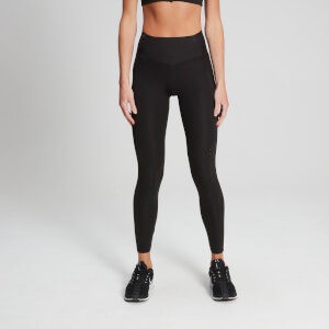 Leggings Velocity Sculpt para Senhora da MP - Preto