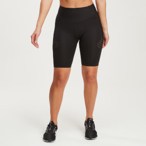 MP Women's Velocity Sculpt Cycling Shorts - Black