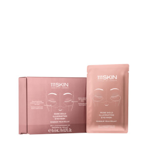 111SKIN Rose Gold Illuminating Eye Mask Box