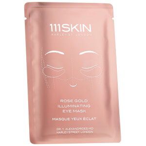 111SKIN Rose Gold Illuminating Eye Mask Single 0.20 oz