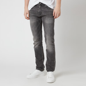 Armani Exchange Men's Slim Denim Jeans - Grey