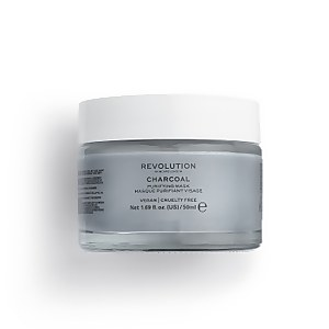 Revolution Skincare Charcoal Purifying Mask 50ml