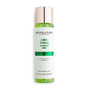 Revolution Skincare CBD Tonic 200ml