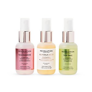 Revolution Beauty Mini Essence Spray Collection: So Soothing