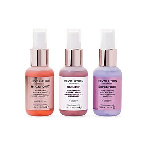 Revolution Skincare Mini Essence Spray Collection: Hello Hydration 150ml