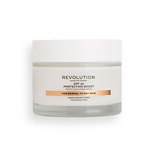 Revolution Skincare Moisture SPF30 Cream for Normal/Dry Skin 50ml