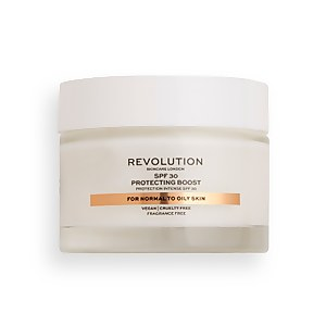 Revolution Skincare Moisture SPF30 Cream for Normal/Oily Skin 50ml