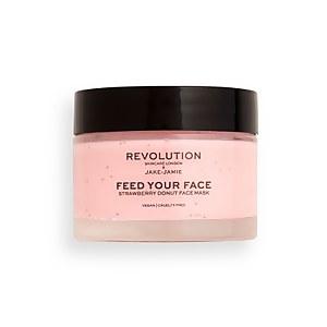 Revolution Beauty x Jake Jamie Strawberry Donut Face Mask